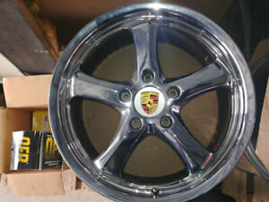 Mint condition Porsche rims!