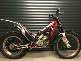 Gas Gas TXT 250cc 2012 trials bike px beta sherco vertigo gas gas