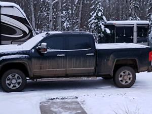 Gmc Denali wheels and tires