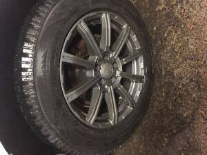4mags Audi q5 4pneus hiver 245 60 18