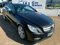 2012 62 MERCEDES-BENZ E-CLASS 3.0 E350 CDI BLUEEFFICIENCY SPORT 2D 265 BHP DIESE