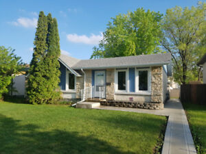 HOUSE FOR RENT IN CANTERBURY PARK - TRANSCONA, $1,900/MONTH