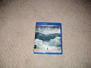 EXODUS GODS AND KINGS BLURAY FOR SALE!