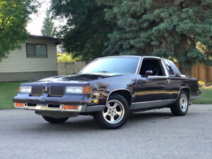 1987 Oldsmobile Cutlass - 400 hp