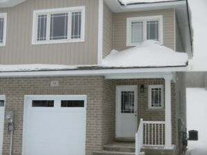 Amherstivew Townhouse - Brand New - Loaded