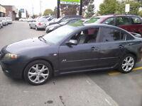 2007 Mazda Mazda3 GT Sedan