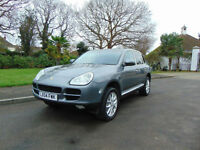 Magnificent Porsche Cayenne S 4.5 Tiptronic Beautiful All Round Car Long MOT