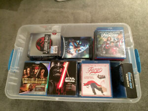 Blu Ray Movie TV Show Lot for Sale