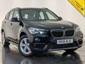 image for 2016 BMW X1 XDRIVE18D SE SAT NAV PARKING SENSORS LEATHER INTERIOR SVC HISTORY