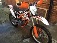 KTM 350 Freeride, 2014, exceptionally little use. Possible swap Montesa 4rt