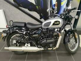2020 (20) Benelli Imperiale 400 with only 150 miles finished in brushed silve...