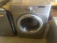 LG Washing and drying machine with stands
