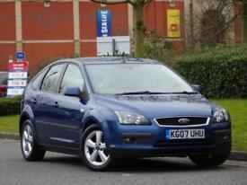 Ford Focus 1.6 2007 Zetec Climate + YES GENUINE 33,000 MILES!!