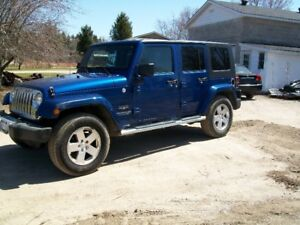 2010 Jeep Wrangler unlimited Other