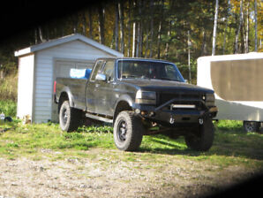 for sale 1995 Ford F250 Supercab longbox