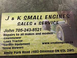 Lawnmower / tractor repair