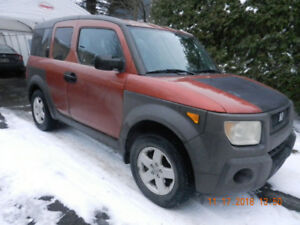 Honda Element AWD EX- Y Packages 2003