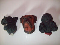Bossons Dog Heads