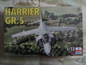 Plastic Model Harrier GR.5 1/72 scale