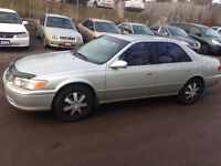 2000 Toyota Camry. $2399 tax included! Kitchener / Waterloo Kitchener Area Preview