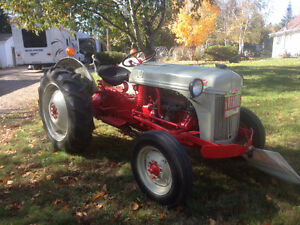 Tracteur ford 53