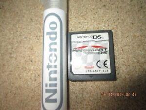 Nintendo mario kart ds et pen promotionnel