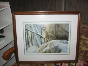 wildlife print limited edition