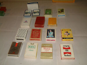VINTAGE PLAYING CARDS FOR SALE