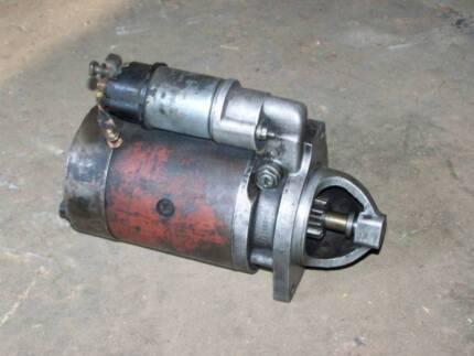 Ford D series Starter motor