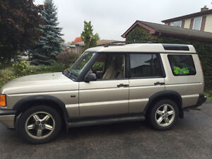 2000 Land Rover Discovery Kitchener / Waterloo Kitchener Area image 2