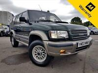 2003 03 ISUZU TROOPER 3.0 LWB DT CITATION 5D 157 BHP!P/X WELCOME! DEALERSHIP HIS