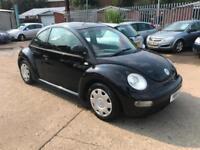 Volkswagen Beetle 1.6 - LOW MILES 83K - JULY 19 MOT - 2 KEYS