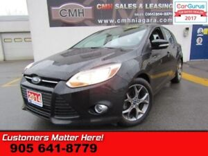 2014 Ford Focus SE  HEATED SEATS, BLUETOOTH, ALLOYS, POWER GROUP