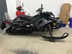2018 Ski-Doo MXZ XRS 850