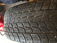 Winter tires fore sale