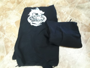 Spirit of the Dragon size 4 top and pants