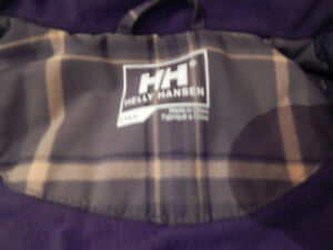 Winter Jacket Helly Hansen size 6 for kids