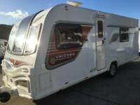 ☆ 2013/14 BAILEY UNICORN CADIZ 2 ☆ TOURING CARAVAN 4 BERTH ☆ IMMACULATE ☆