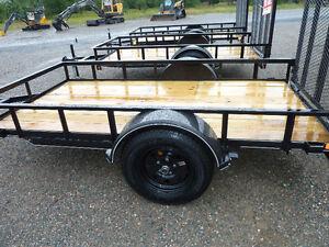 Utility & Car Haulers & Enclosed ( NEW)
