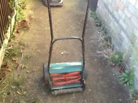 Qualcast Panther 30 manual lawnmower