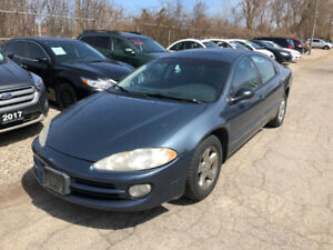 *SOLD* 2002 Chrysler Intrepid ES V6 | Sunroof | AS IS Special!