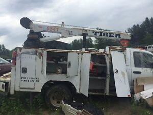 Tiger 6541 Boom Hoist