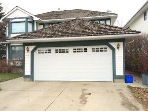 GARAGE/OVERHEAD DOORS - REPAIRS, SALES, SERVICE, INSTALLS Edmonton Edmonton Area image 8