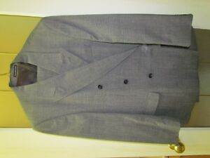 4 Suits, Size 48, 3 New and 1 worn twice.  All made in Canada.