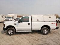 2008 Ford F350 Long Box 4x4 Service Truck For Sale $7495 Saskatoon Saskatchewan Preview