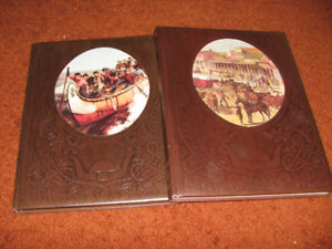 Timelife Leather Book's – The Old West