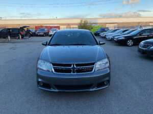 2013 Dodge Avenger. CERTIFIED, ETESTED, WARRANTY, NO ACCIDENT