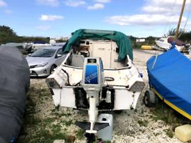 Boat Shetland 535 19ft