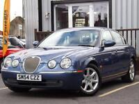 2004 Jaguar S Type 2.7d V6 SE 4dr Auto 4 door Saloon