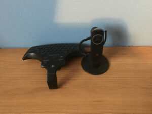 Ps3 keyboard and earpiece for sale